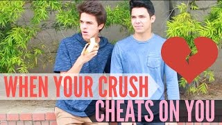 Download When Your Crush CHEATS on You! | Brent Rivera Video