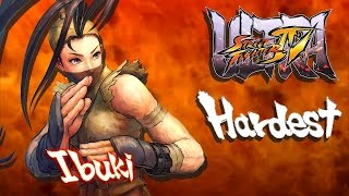 Download Ultra Street Fighter IV - Ibuki Arcade Mode (HARDEST) Video