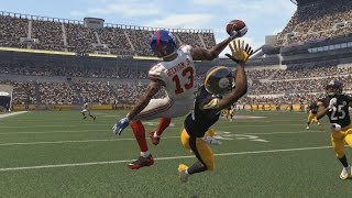 Download ODELL BECKHAM VS ANTONIO BROWN!! 2 WORLD RECORDS BROKEN!! 800+ YARDS!! INSANE MUST SEE!! Video