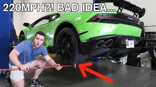 Download 220MPH HURACAN VS FIDGET SPINNER!!! Video