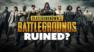 Download PlayerUnknown's Battlegrounds RUINED? - The Know Game News Video