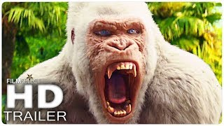 Download RAMPAGE Trailer 3 (2018) Video