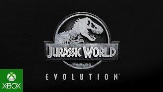 Download Jurassic World Evolution ™ Announcement Trailer Video