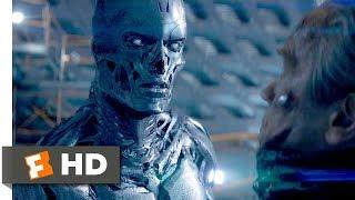 Download Terminator Genisys (2015) - John Connor vs. The Terminator Scene (9/10) | Movieclips Video