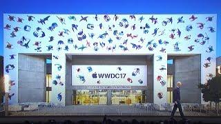 Download Apple WWDC 2017 keynote in 19 minutes Video