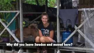Download Sanne, 29, sold everything and moved to the Philippines Video
