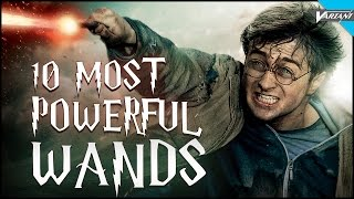 Download Harry Potter: 10 Most Powerful Wands! Video