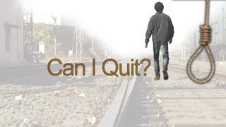 Download Can I Quit? | Award Winning Inspirational Short Movie Video