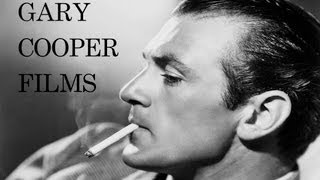 Download Gary Cooper's Filmography (1926 - 1961) Video