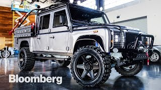Download This $285,000 Custom SUV is Built Like a Tank Video