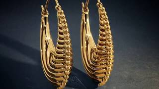 Download Gold Earrings Designs With Price Video