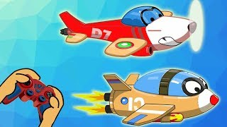 Download Rat-A-Tat |'Flying Shark Helicopter Mouse Real Life Video Game'| Chotoonz Kids Funny Cartoon Videos Video