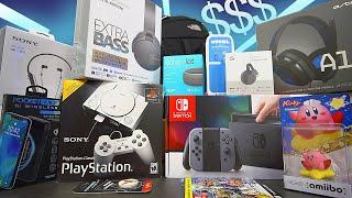 Download Massive Tech Haul! (Under $500 Challenge) Video