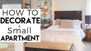 Download Interior Design | Decorate a Small Bedroom | Small Apartment | #12 Reality Show Video