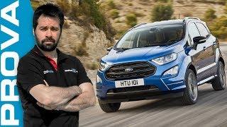 Download Ford EcoSport restyling | migliora nel look e nel feeling di guida Video