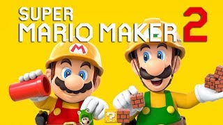 Download Super Mario Maker 2 - Official Announcment Trailer Video