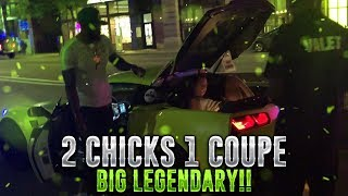 Download king of downtown: MY CORVETTE GOT ME A 3sum Video