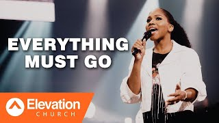 Download Everything Must Go | Pastor Sarah Jakes Roberts Video