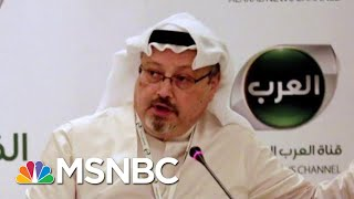 Download Donald Trump Admin Pressured After Washington Post Columnist Goes Missing | The Last Word | MSNBC Video