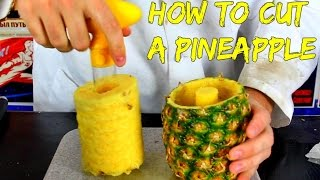 Download 3 Ways to Cut and Serve Pineapple Video