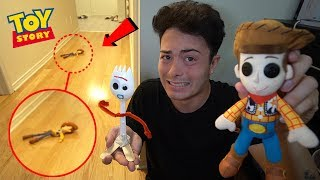 Download DO NOT MAKE WOODY VOODOO DOLL AT 3AM!! (FORKY HELPS ME!!) Video