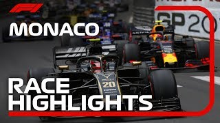 Download 2019 Monaco Grand Prix: Race Highlights Video