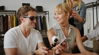 Download Create with Gear 360: Casey Neistat x Karlie Kloss Video