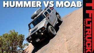 Download H2 vs Moab: Is the World's Most Hated Truck Actually Good Off-Road? Video