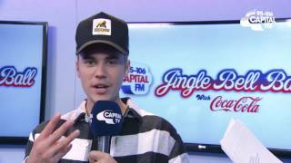 Download Justin Bieber Says His Favourite Member Of 1D! Video