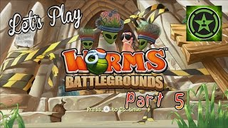 Download Let's Play - Worms Battlegrounds Part 5 Video