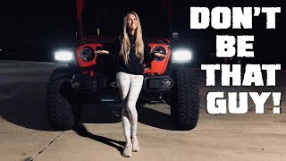 Download Don't Be That Guy! Here's How To Aim Your Headlights! Video