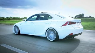 Download 2014 Lexus IS250 F-Sport | Vossen CVT Directional Wheels | Rims Video