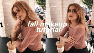 Download FALL/HOLIDAY GLAM MAKEUP TUTORIAL Video