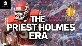 Download The Kingdom of Priest Holmes | #ThrowbackThursday | NFL Video