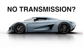 Download Why Doesn't The Koenigsegg Regera Have A Transmission? Video