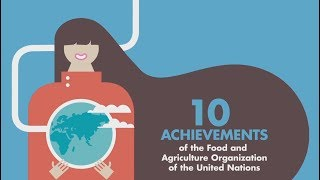 Download 10 Achievements of the Food and Agriculture Organization of the United Nations Video