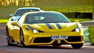 Download Chris Harris, Tears & The Autobahn: More Ferrari Best Bits - Fifth Gear Video