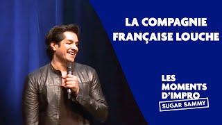 Download Humour: Sugar Sammy et la compagnie française louche Video
