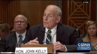 Download John Kelly Calls Out Dem Senator: ″This is BS What You're Doing″ Video
