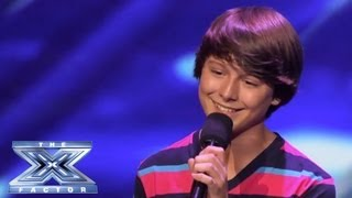Download Stone Martin - Little Guy Rocks ″Little Things″ - THE X FACTOR USA 2013 Video