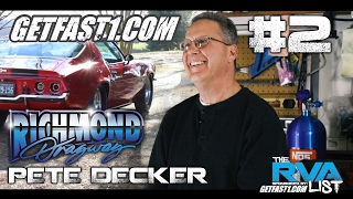 Download #2 Pete Decker Garage Interview for The RVA List ″The Fastest Street Cars In Virginia″ Video