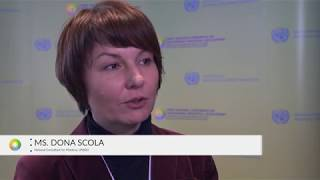 Download CIS Conference: interview with Dona Scola Video