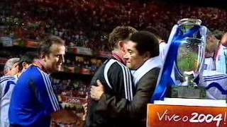 Download Greece - Euro 2004 Champions Video