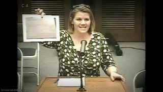 Download Arkansas Mother Obliterates Common Core in 4 Minutes! Video