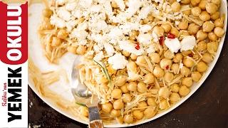 Download Nohutlu Tel Şehriye | 5 Dakikalık Yemekler Video