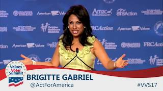 Download VVS 2017: Brigitte Gabriel Video