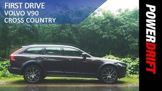 Download Volvo V90 Cross Country : First Drive : PowerDrift Video