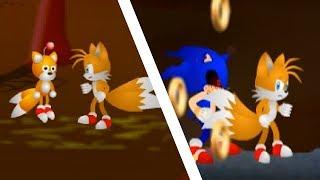 Download Tails Nightmare 1,2,3 | Sonic Fan Games ⮚ Walkthrough Video