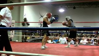 Download First amateur boxing match. Video