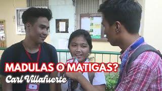Download MATIGAS o MADULAS? HAHAHA LAPTRIP! | Interview #3 Video